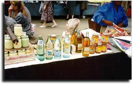 Продажа бутылированной минеральной воды