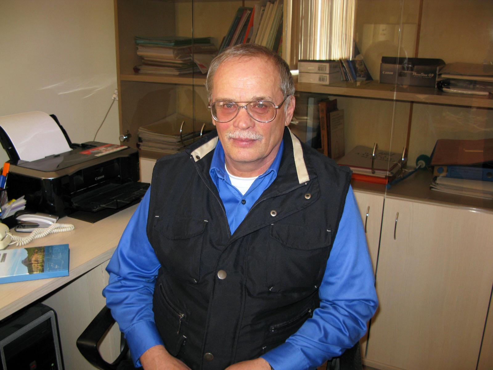 Мартынов Юрий Алексеевич