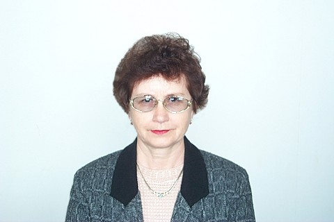 Коновалова Нина Петровна