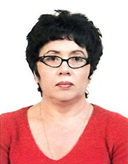 Наумова Вера Викторовна