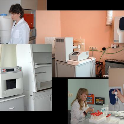 Методы пробоподготовки и очистки реактивов