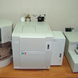 Анализатор общего органического углерода и азота  TOC-V (SHIMADZU, Япония).
