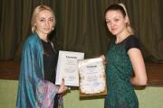 Карась Ольга Александровна (1 место конкурса научных работ 2015) и Буравлева Светлана Юрьевна