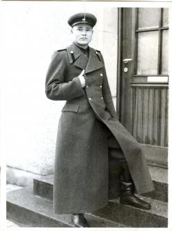 Германия , март 1946 г., г. Эберсвальде - Брандебург