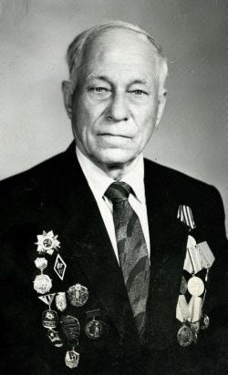 Орехов Василий Данилович