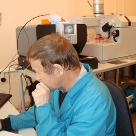 Система лазерного удаления твердого образца NWR -213
