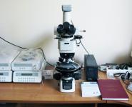 Оптический поляризационный микроскоп для геологических исследований NIKON 100POL (Япония)