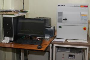 Дифрактометр (XRD) MiniFlex II