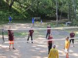 Игра волейболистов ДВГИ