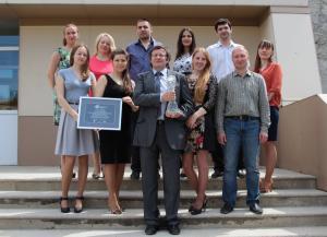 Научный проект сотрудников Сахалинского филиала Дальневосточного геологического института ДВО РАН одержал победу в национальной премии «Хрустальный компас».