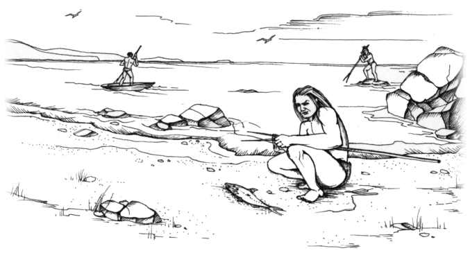 Море и человек